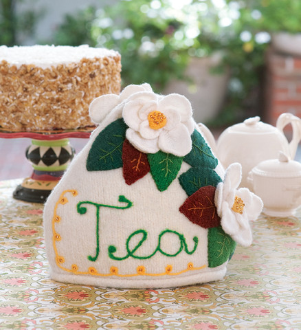 Darlin' Tea Pot Cozy Pattern