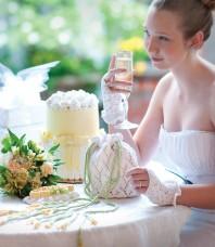 Honeysuckle Bridal Set Pattern