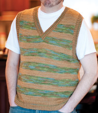 Ozark Mountain Vest Pattern