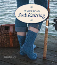 """American Sock Knitting"" Book"
