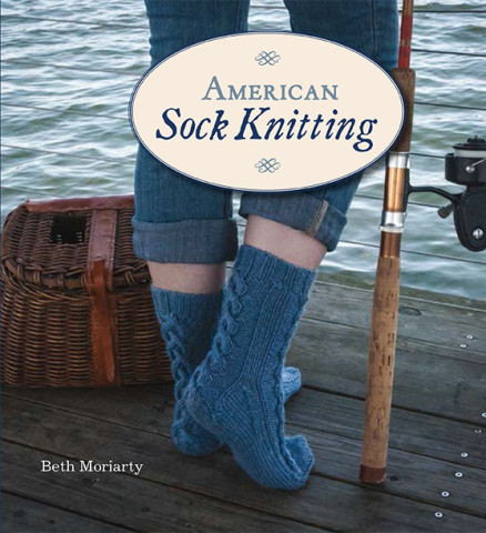 """American Sock Knitting"" Book"