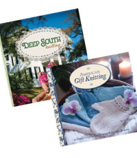 """Deep South Knitting""/""American Gift Knitting"" Bundle"