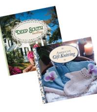 """Deep South Knitting""/""American Gift Knitting"" Bundle"