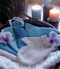 Ritzy Spa Set Pattern